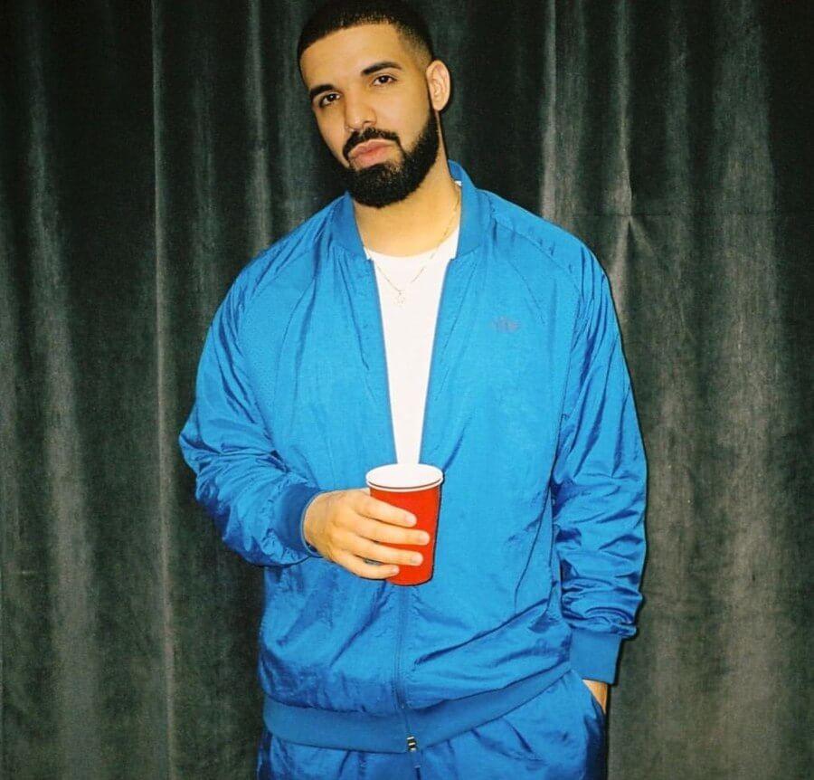 Retrato de Drake