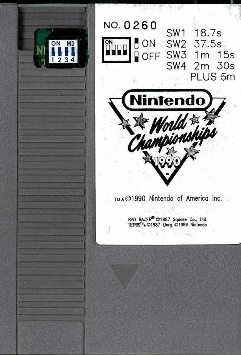 Cartucho de Nintendo con valor mayor a 20mil dólares