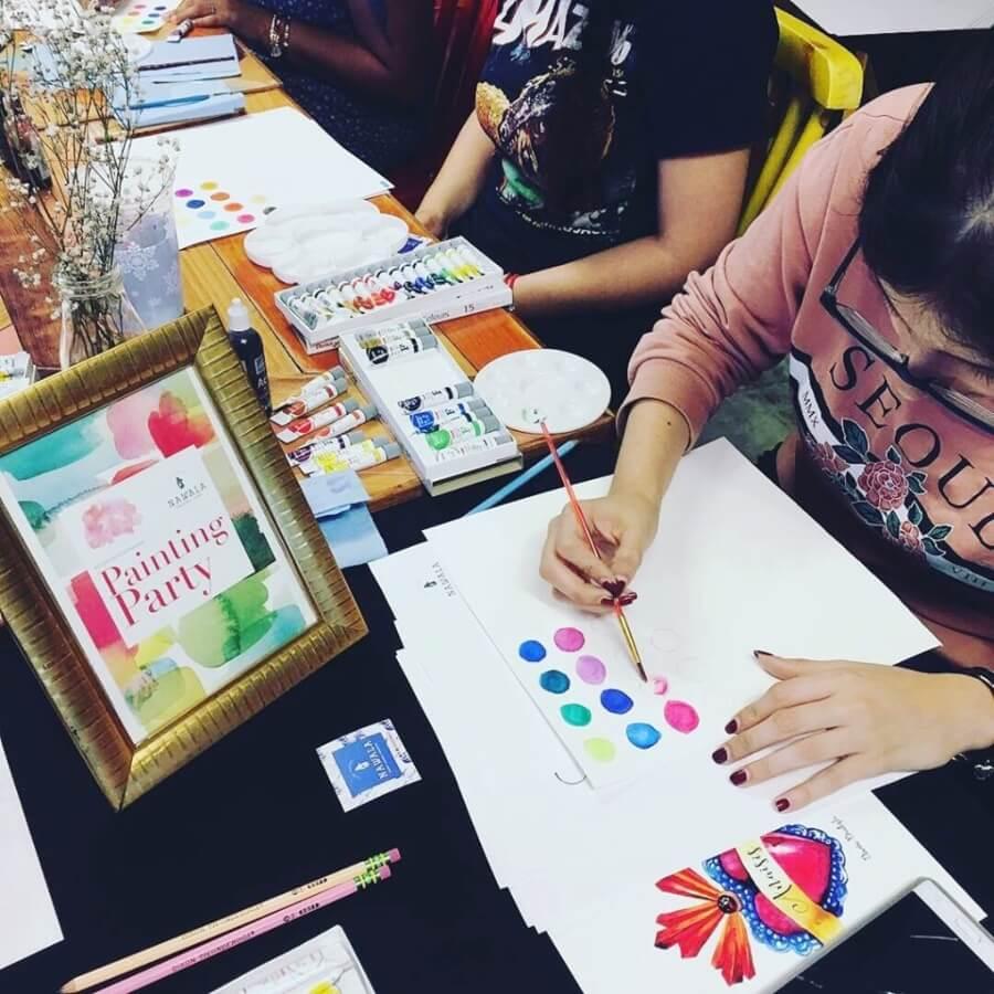 Casa Nawala presenta expo de ilustradores
