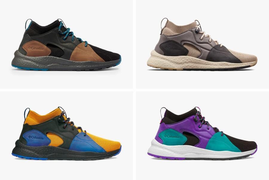Columbia entra al mercado del sneaker