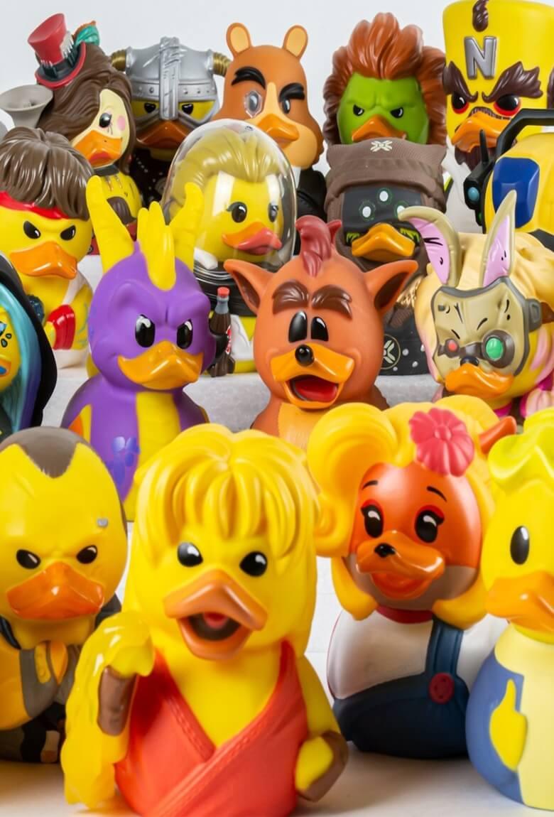 Cosplaying Ducks podría sustituir a los Funko