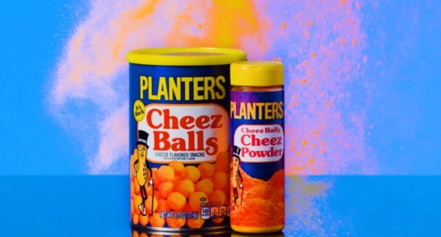 Cheez Balls hará que todo lo que comas sepa a queso
