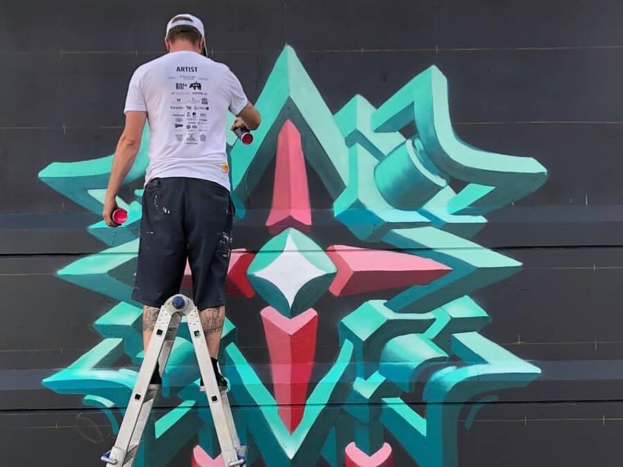 CRUSH Walls el festival de street art en Denver