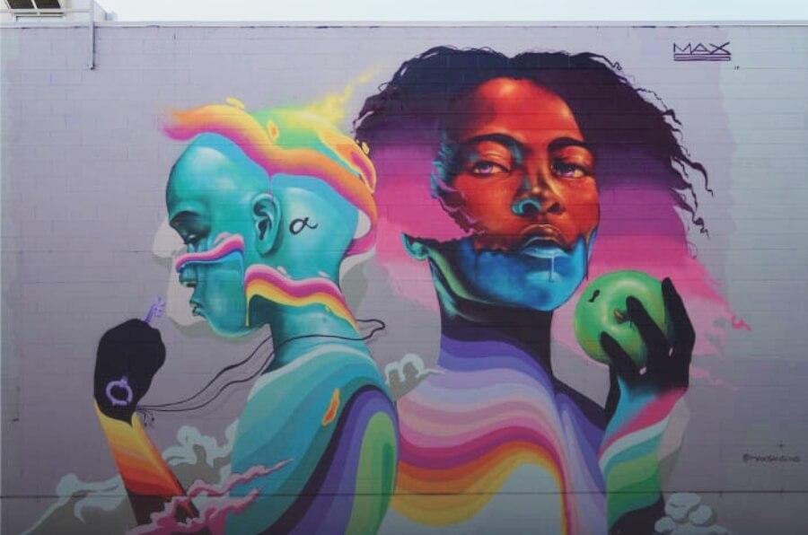 CRUSH Wals el festival de street art en Denver