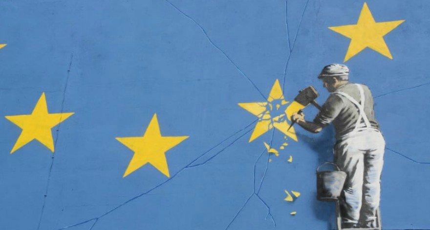Mural de Banksy desaparece sin motivo de Reino Unido