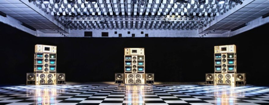 Despacio, un sistema de audio más que potente