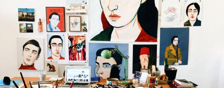 FAIN busca artistas para ser parte de su feria de arte