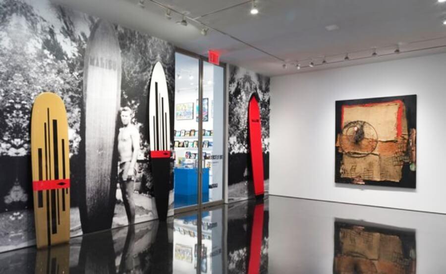 Sala de exposición de Gagosian