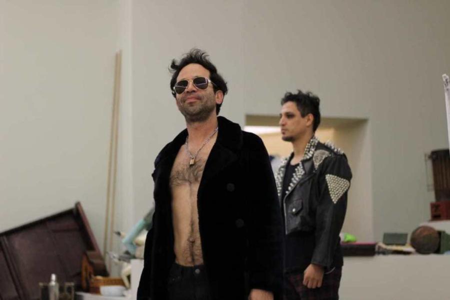 Guerra Fría la obra teatral de amor, destrucción y punk