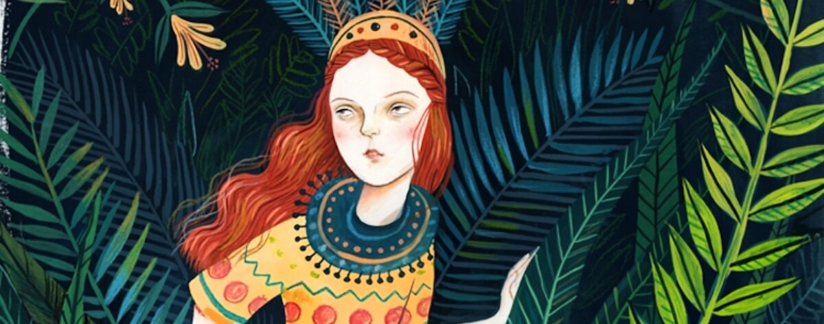 Ilustraciones del ser y su conexión con lo natural