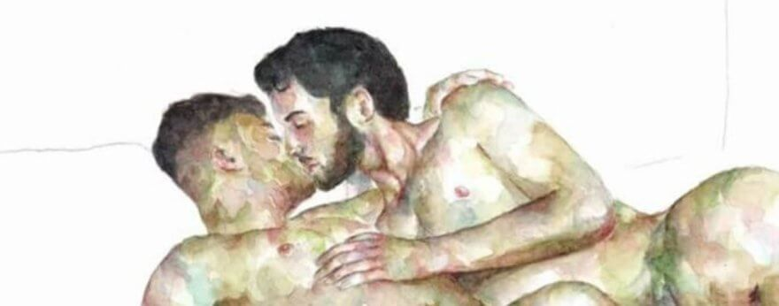 Ilustraciones eróticas para romper tabúes artísticos