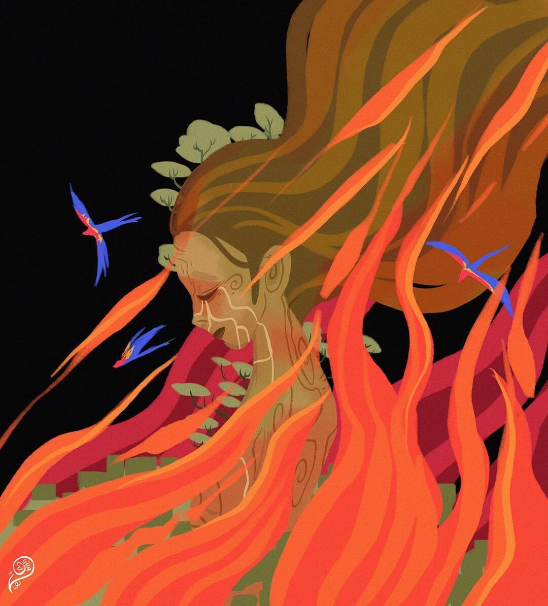 ilustración de Phonemova