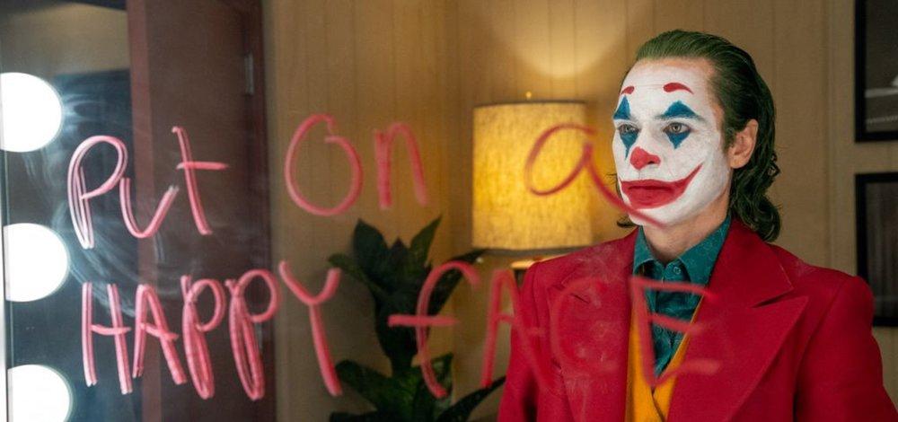 Joaquin Phoenix como el Joker de DC