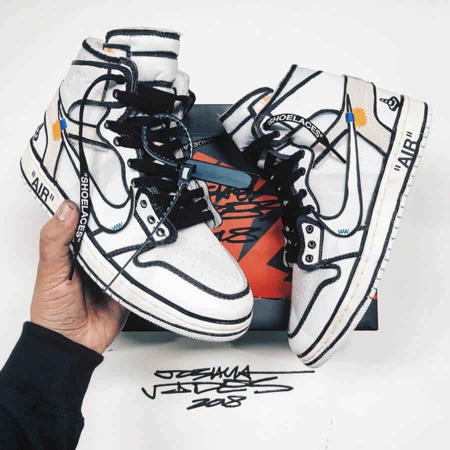 Los sneaker costume más artísticos