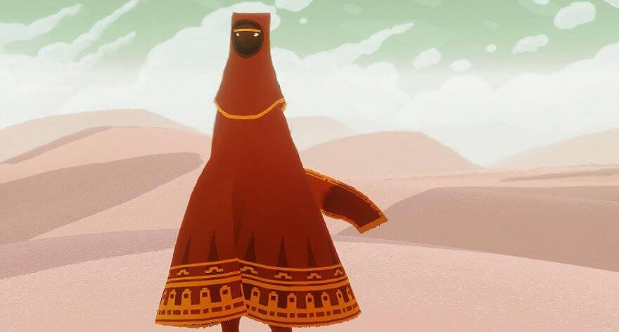 Journey, el videojuego indie llega para iOS