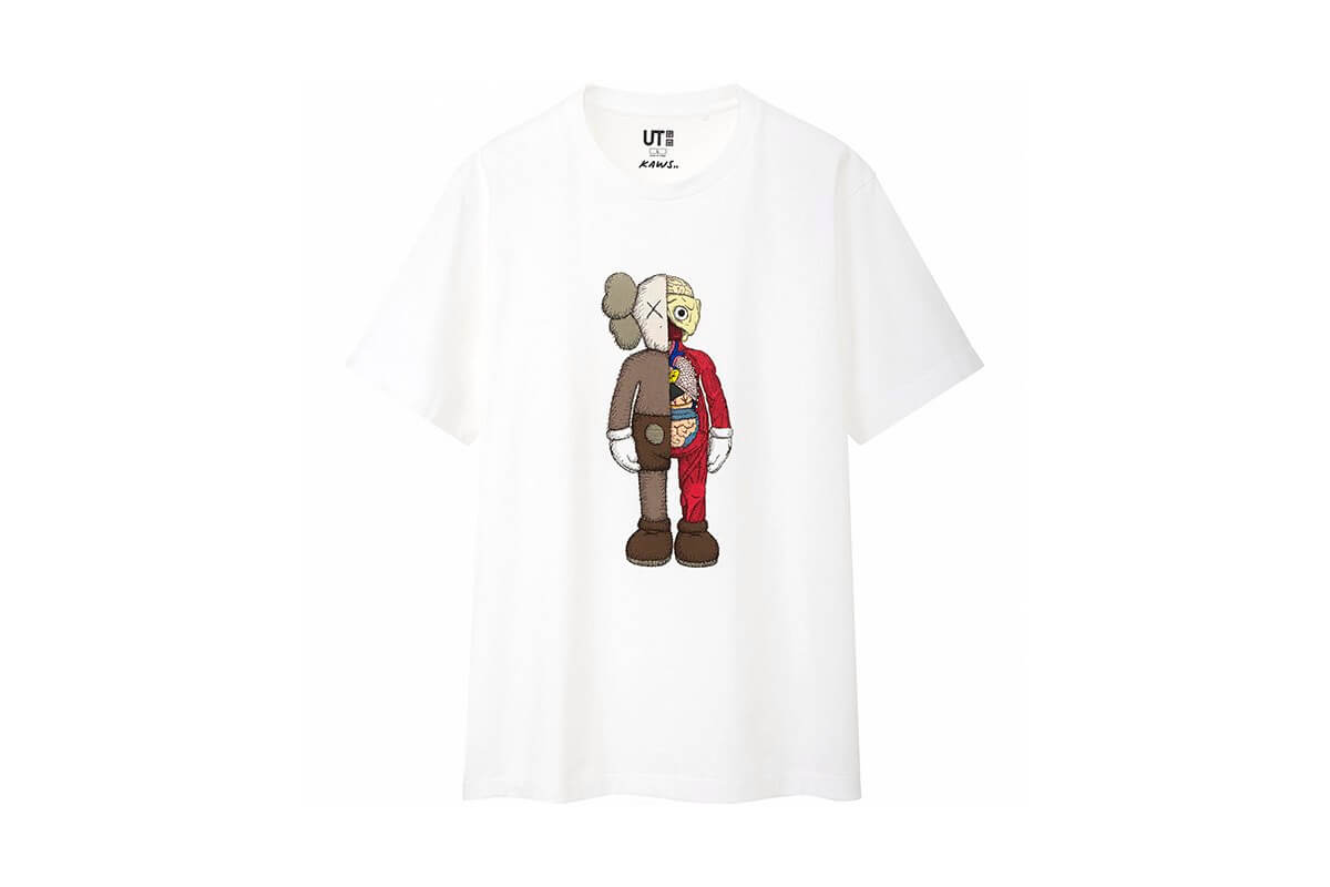 camiseta de Uniqlo