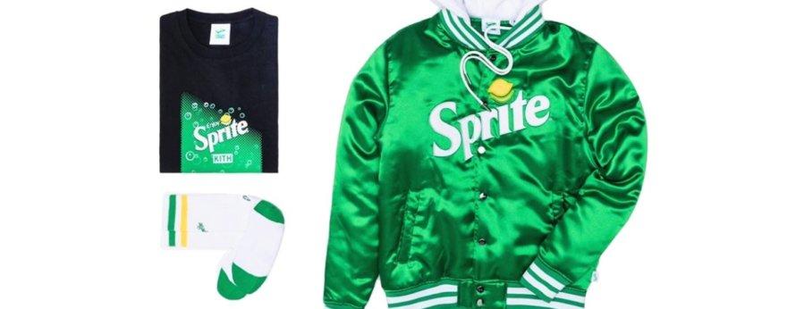 Kith y Sprite lanzan su nueva colección streetwear