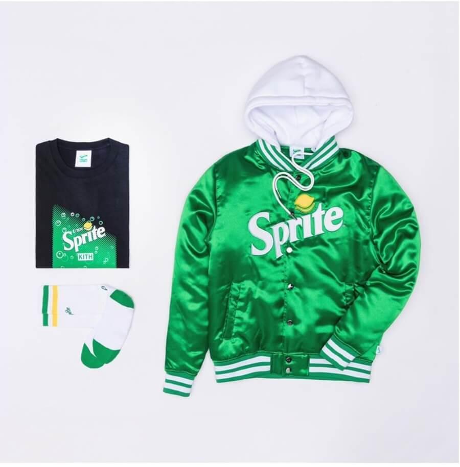 Kith y Sprite lanzan colaboracion streetwear