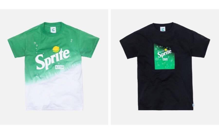 Kith y Sprite lanzan colección streetwear