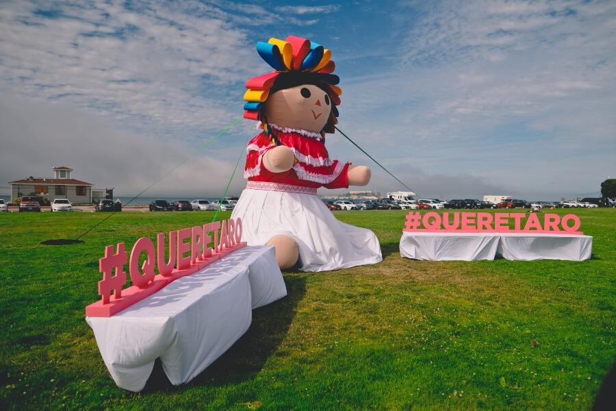 La muñeca de Amealco recorrerá Norteamérica