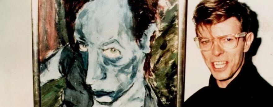 Las obras de arte de David Bowie