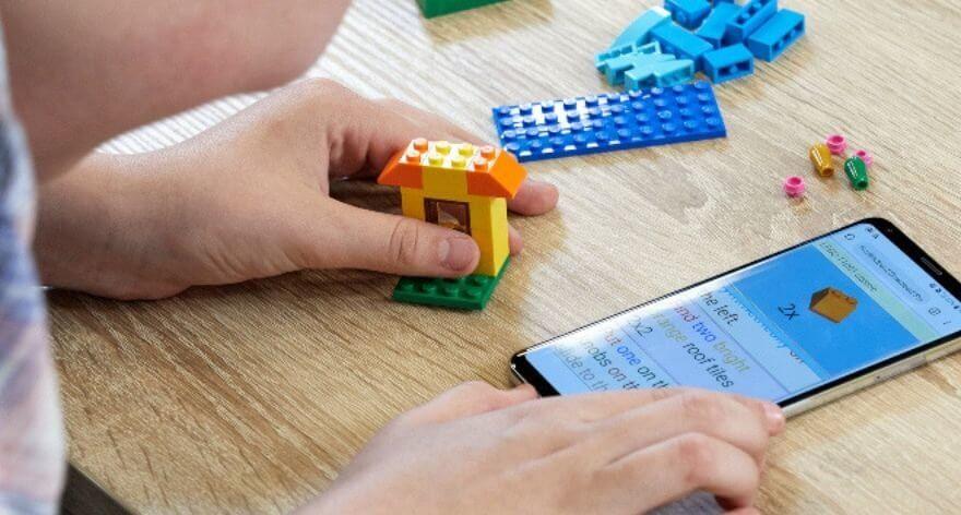 Lego lanza instrucciones en braille para niños
