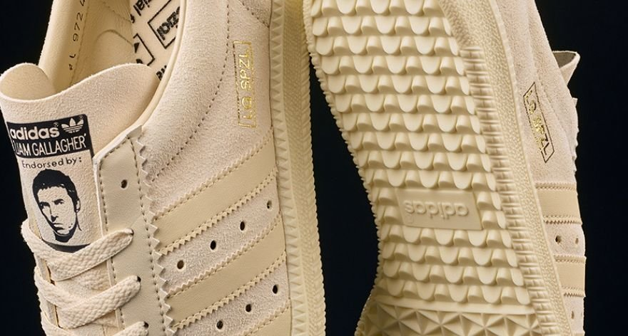 Adidas de Liam Gallagher: los tenis del britpop
