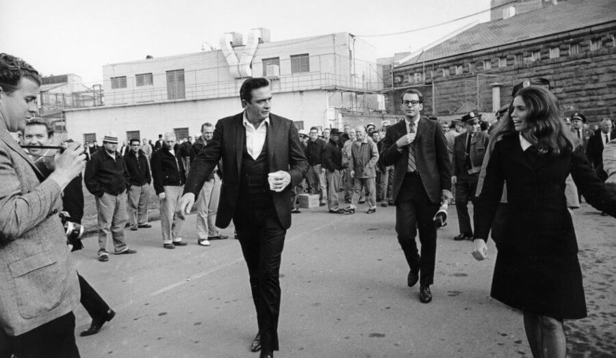 Johnny Cash Prision Folsom