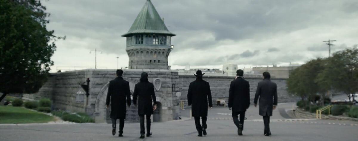 Los Tigres del Norte desde la prisión de Folsom