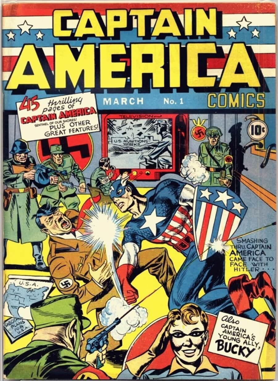 Marvel censuró a Art Spiegelman