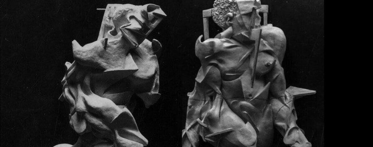 Matt Smith y Anders Radén recrean esculturas futuristas