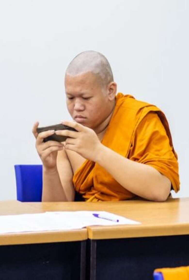 Monjes budistas ganan torneo de Esports