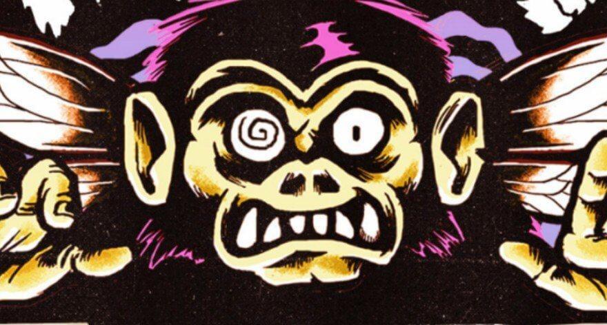 MonkeyBee punk y garage en la Ciudad de México