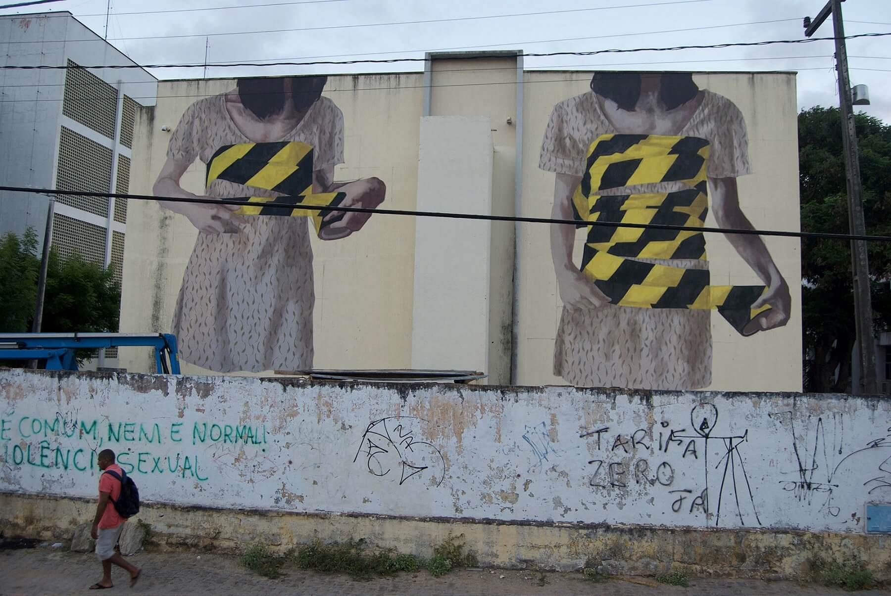 festival de arte urbano NuArt