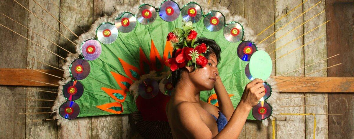 Nelson Morales y los retratos de muxes en Oaxaca