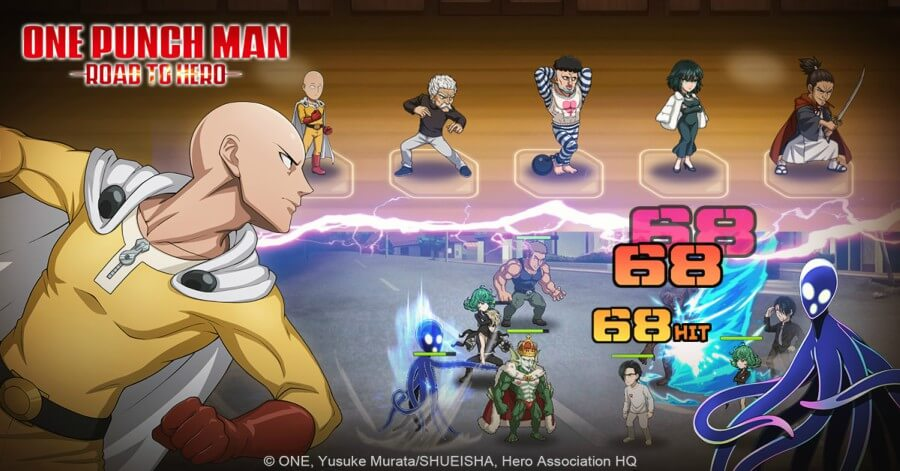 One-Punch Man para celular