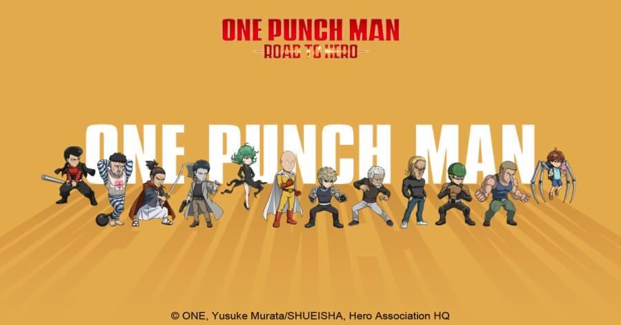 OnePunchMan para celular