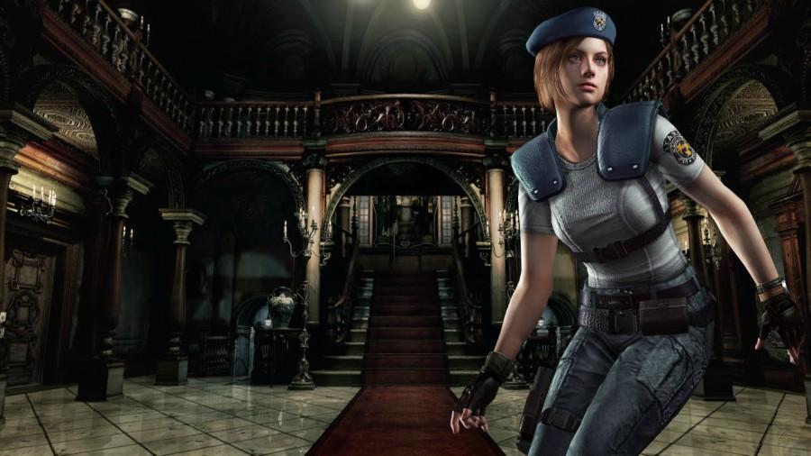 videojuego ResidentEvil