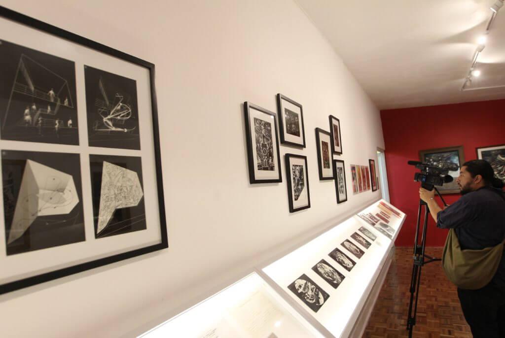 exposición de Josep Renau y Siqueiros
