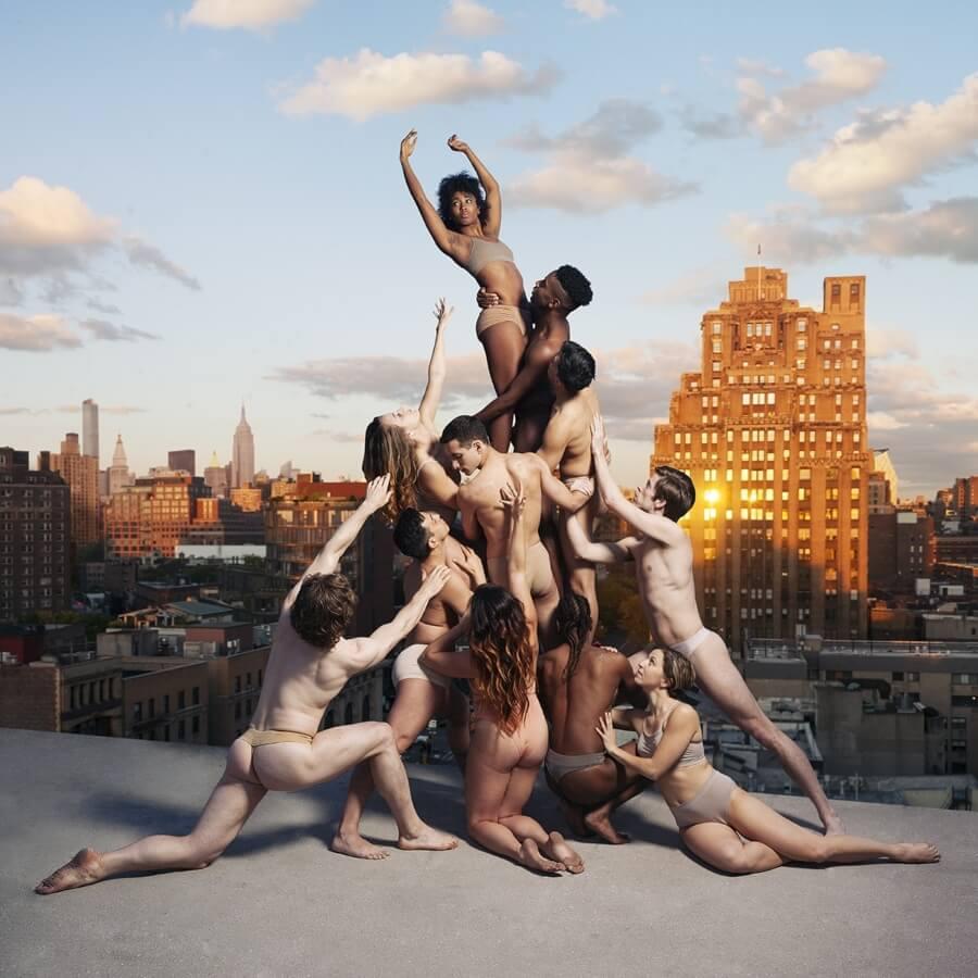 Rob Woodcox y la belleza del movimiento fotográfico