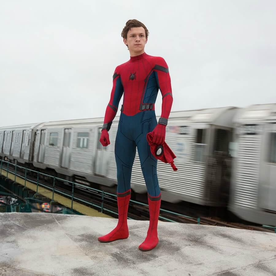 Salida de Spider-Man