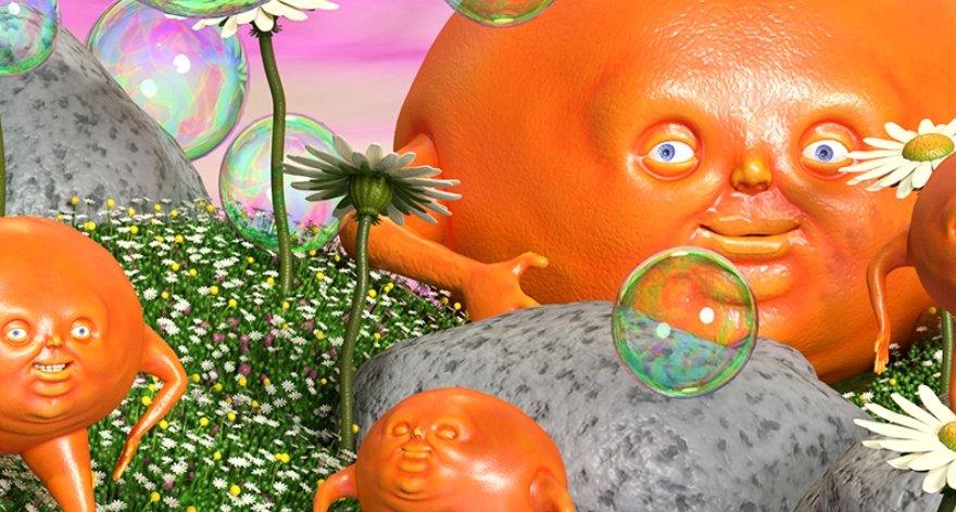 Sam Lyon y el extraño mundo de los Jelly Gummies