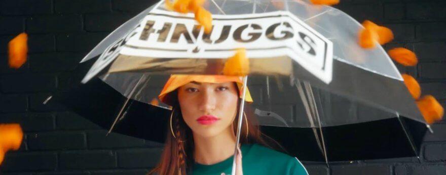 Schnuggs, streetwear para promocionar nuggets