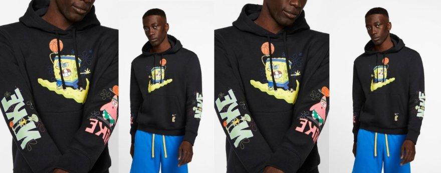 Kyrie Irving y Nike con nueva merch de Bob Esponja