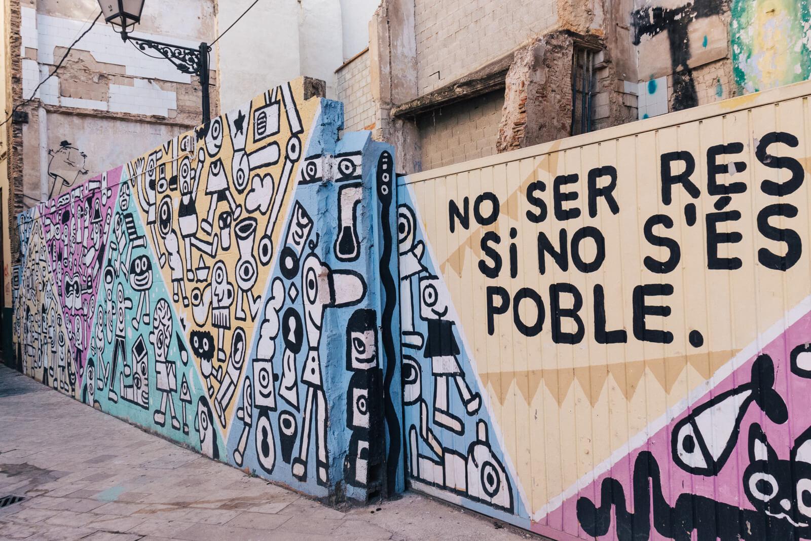festival de arte urbano en España