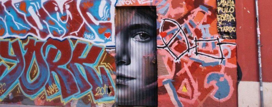 Festival de arte urbano llega a Valencia