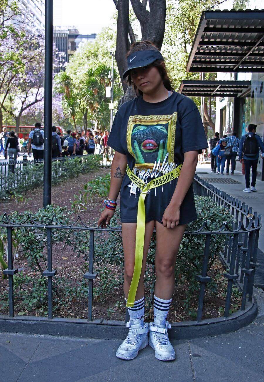 street style de mujeres