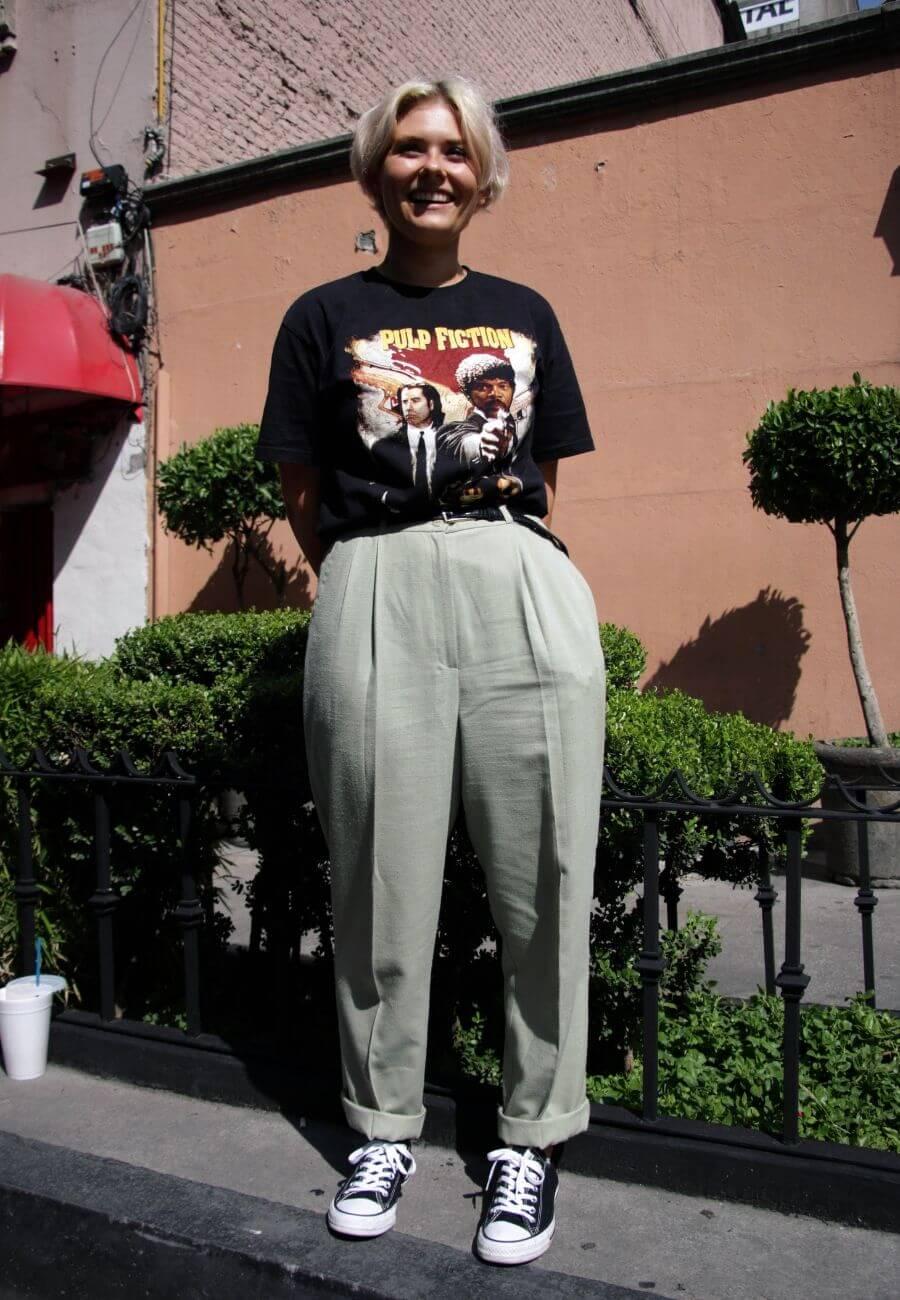 moda urbana de mujeres