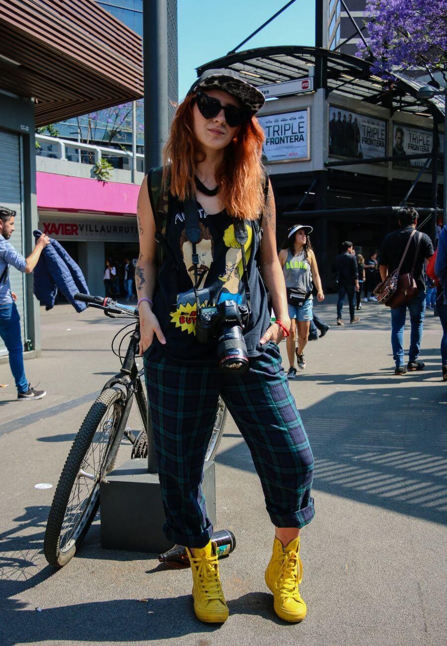 street wear de mujeres