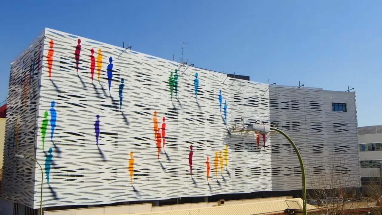 mural de Suso33, street art en Madrid